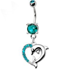 Trended Belly Rings