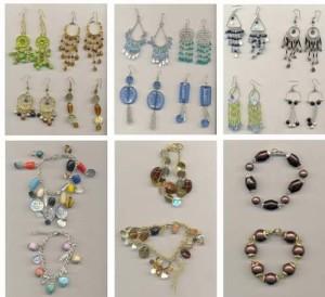 Modern Women's Jewellery